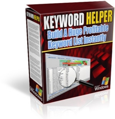 Product picture Keyword Helper, PLR