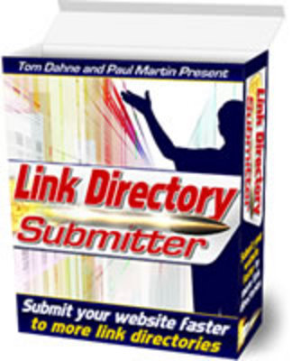 Product picture Link Directory Submitter, Plr