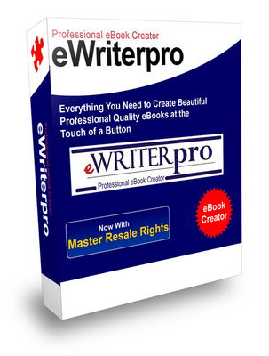 Product picture eWriter Pro, P L R
